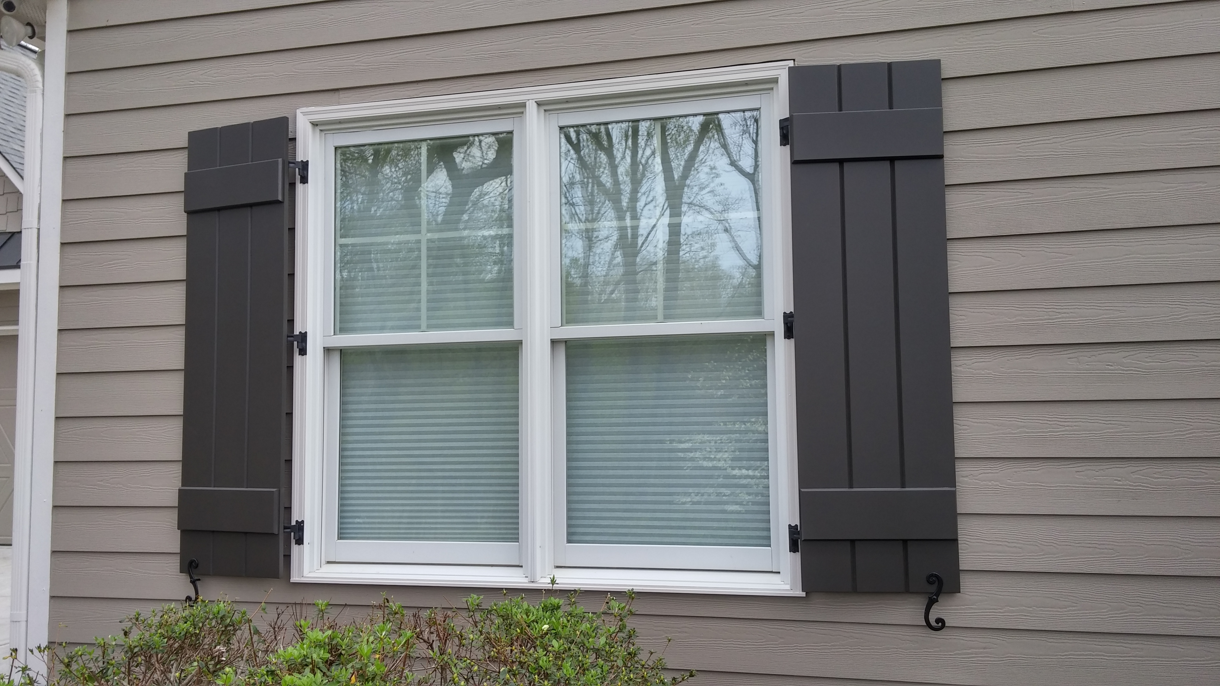 When to use Board and Batten style Shutters